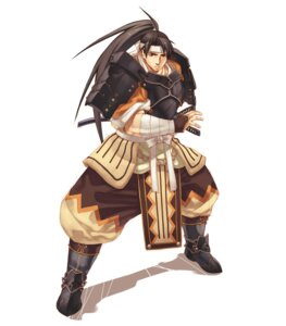 Rating: Safe Score: 4 Tags: armor bandages hirano_katsuyuki japanese_clothes male souen spectral_souls spectral_souls_ii sword User: Radioactive