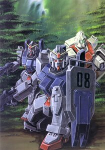 Rating: Safe Score: 4 Tags: gundam mecha okawara_kunio the_08th_ms_team User: Radioactive