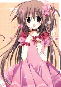 Rating: Safe Score: 40 Tags: dress korie_riko mujin_shoujo User: Twinsenzw