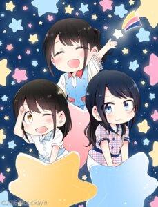 Rating: Safe Score: 14 Tags: chibi tagme trysail yasaka_shuu User: saemonnokami