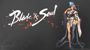 Rating: Questionable Score: 24 Tags: blade_&_soul cleavage thighhighs wallpaper xiang User: SamSparrow07