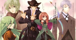 Rating: Safe Score: 2 Tags: fixme ito_noizi johan pheles shakugan_no_shana User: Sangwoo