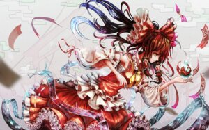 Rating: Safe Score: 23 Tags: dress hakurei_reimu kiyomasa_ren sarashi touhou User: zero|fade