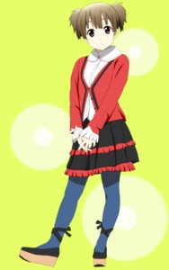 Rating: Safe Score: 10 Tags: k-on! pantyhose suzuki_jun yuyui User: Radioactive