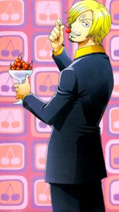 Rating: Safe Score: 5 Tags: business_suit male one_piece sanji tagme User: charunetra