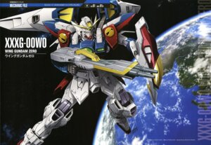 Rating: Safe Score: 14 Tags: gundam gundam_wing mecha ueda_youichi User: Aurelia