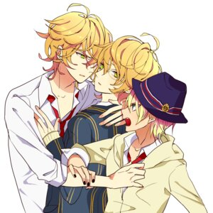 Rating: Safe Score: 4 Tags: kurusu_shou lastgray male megane shinomiya_natsuki uta_no_prince_sama User: vanilla