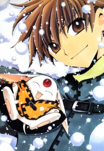 Rating: Safe Score: 2 Tags: clamp li_syaoran male mokona tsubasa_reservoir_chronicle User: Share