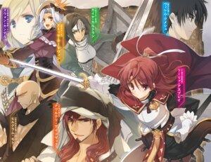 Rating: Safe Score: 9 Tags: armor shuumatsu_nani_shitemasu_ka?_isogashii_desu_ka?_sukutte_moratte_ii_desu_ka? sword ue User: kiyoe