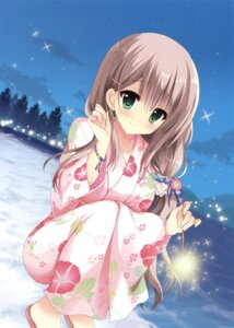 Rating: Safe Score: 44 Tags: asakura_hayate yukata User: Twinsenzw