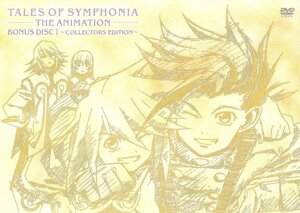 Rating: Safe Score: 2 Tags: colette_brunel genis_sage lloyd_irving raine_sage tales_of tales_of_symphonia User: Radioactive