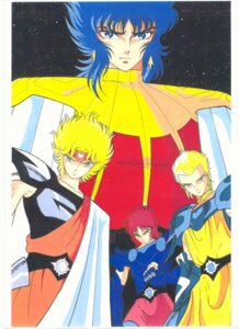 Rating: Safe Score: 2 Tags: abel male saint_seiya User: Radioactive