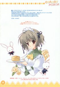 Rating: Safe Score: 9 Tags: maid mikeou paper_texture pink_chuchu User: midzki