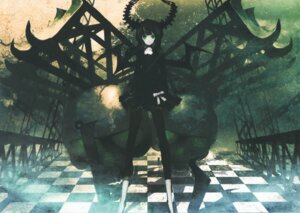 Rating: Safe Score: 17 Tags: black_rock_shooter dead_master huke vocaloid User: Radioactive