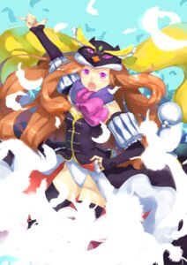 Rating: Safe Score: 5 Tags: daible mawaru_penguindrum takakura_himari thighhighs User: eridani