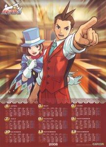 Rating: Safe Score: 6 Tags: calendar gyakuten_saiban gyakuten_saiban_4 naruhodou_minuki nuri_kazuya odoroki_housuke User: Radioactive