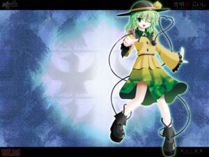 Rating: Safe Score: 5 Tags: komeiji_koishi side_b touhou wallpaper User: Shamensyth