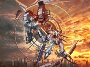 Rating: Safe Score: 10 Tags: mecha super_robot_wars super_robot_wars_og super_robot_wars_og_saga_:_mugen_no_frontier User: intuos9