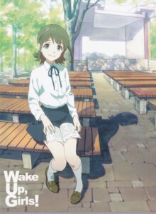 Rating: Safe Score: 28 Tags: hayashida_airi seifuku wake_up_girls! User: 102938w