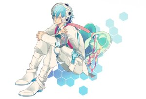 Rating: Safe Score: 4 Tags: dramatical_murder hikikarai male seragaki_aoba User: Riven
