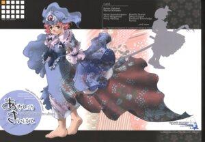 Rating: Safe Score: 4 Tags: lolita_fashion saigyouji_yuyuko satomura_kyo touhou User: Davison