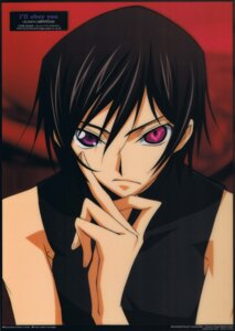Rating: Safe Score: 10 Tags: code_geass lelouch_lamperouge male ochiai_hitomi User: Radioactive