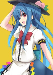 Rating: Safe Score: 27 Tags: amano_(els573) hinanawi_tenshi touhou User: Asukakam