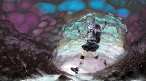 Rating: Safe Score: 24 Tags: abyss_of_parliament hatsune_miku vocaloid User: fairyren