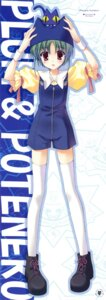 Rating: Safe Score: 14 Tags: ice_&_choco nanao_naru stick_poster thighhighs User: fireattack