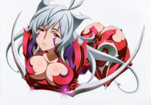 Rating: Safe Score: 38 Tags: amaha_masane breast_hold cleavage uno_makoto witchblade User: Radioactive