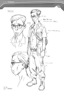 Rating: Safe Score: 4 Tags: character_design furukawa_(shangri-la) male monochrome range_murata shangri-la sketch User: Share