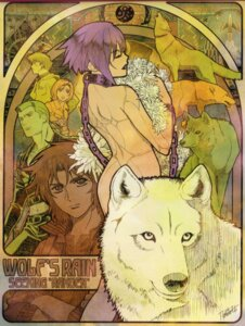 Rating: Questionable Score: 7 Tags: binding_discoloration cheza hige kiba_(wolf's_rain) toboe tsume wolf's_rain User: Umbigo