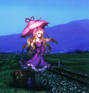 Rating: Safe Score: 39 Tags: an2a touhou wind_mail yakumo_yukari User: blooregardo