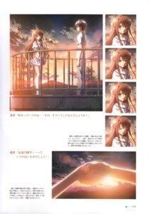 Rating: Safe Score: 2 Tags: minori natsuzora_no_perseus sawatari_touka seifuku shouna_mitsuishi User: fireattack