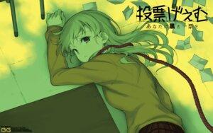 Rating: Questionable Score: 10 Tags: seifuku tatsuhiko wallpaper User: Korino