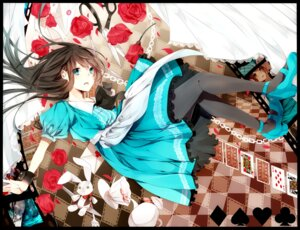 Rating: Safe Score: 32 Tags: alice alice_in_wonderland aoray pantyhose User: 23yAyuMe
