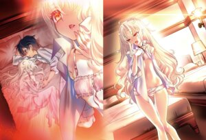Rating: Questionable Score: 23 Tags: choco infinite_stratos possible_duplicate User: kiyoe