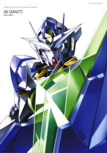 Rating: Safe Score: 14 Tags: 00_qan[t] gundam gundam_00 gundam_00:_a_wakening_of_the_trailblazer mecha nakatani_seiichi User: Aurelia