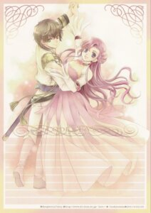 Rating: Safe Score: 10 Tags: code_geass euphemia_li_britannia khosaka_you kururugi_suzaku User: Radioactive