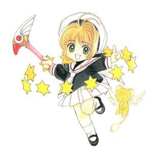 Rating: Questionable Score: 4 Tags: card_captor_sakura clamp kinomoto_sakura User: Omgix