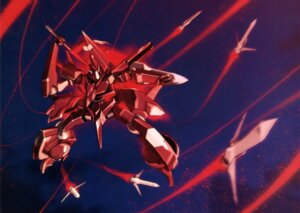 Rating: Safe Score: 7 Tags: arche_gundam gundam gundam_00 io_takuya mecha sword User: Aurelia