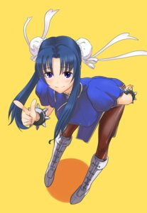 Rating: Safe Score: 11 Tags: chinadress cosplay haioman kawashima_ami pantyhose street_fighter toradora! User: Radioactive