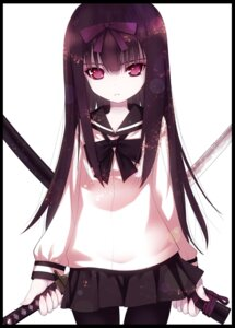 Rating: Safe Score: 65 Tags: kiira seifuku sword User: van
