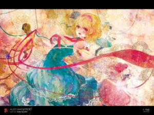 Rating: Safe Score: 8 Tags: alice_margatroid touhou wallpaper xero User: Radioactive