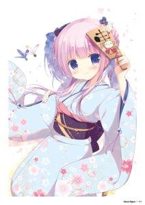 Rating: Safe Score: 21 Tags: canvas+garden kimono miyasaka_nako sayaka_(canvas+garden) tagme User: lightsnow
