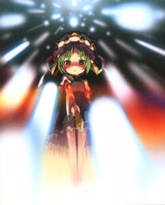 Rating: Safe Score: 6 Tags: moriki_takeshi shikieiki_yamaxanadu touhou User: Radioactive