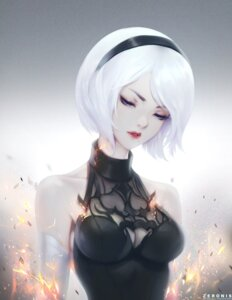 Rating: Safe Score: 29 Tags: cleavage nier_automata yorha_no.2_type_b zeronis User: Radioactive