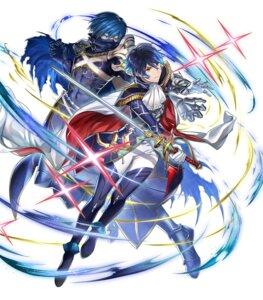 Rating: Questionable Score: 4 Tags: armor fire_emblem_heroes gen'ei_ibun_roku_#fe itsuki_aoi krom mikurou nintendo sword uniform User: fly24