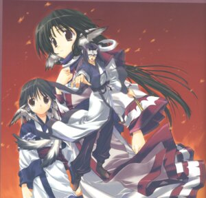 Rating: Safe Score: 4 Tags: amaduyu_tatsuki aruruu eruruu hakuoro screening utawarerumono User: Riven