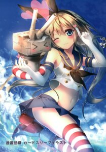 Rating: Questionable Score: 37 Tags: eterna-radiare heels kantai_collection rensouhou-chan riichu shimakaze_(kancolle) thighhighs User: Radioactive